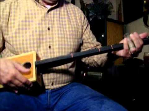 Guitar 1 string guitar tabs : Diddley Tab 1 - In The Pines - 1 string guitar lesson- click show ...