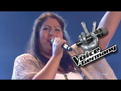 Applaus!! Applaus!! - Janina el Arguioui | The Voice | Blind Audition 2014