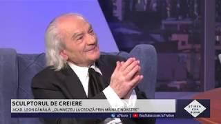 LECȚIE DE VIAȚĂ de la Acad. Leon Dănăilă, într-o poveste spusă la ȘTIREA CEA BUNĂ cu Cornel Dărvășan