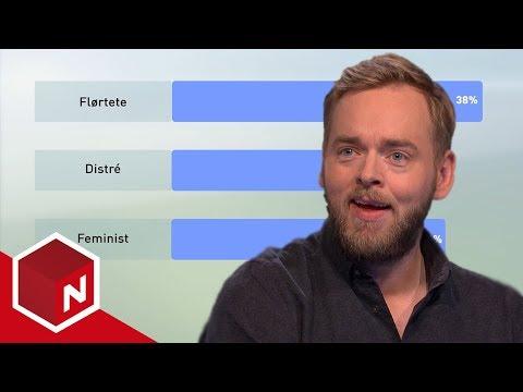 Brille | Hvilket rykte vil nordmenn MINST ha på seg? | TVNorge
