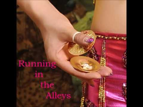 Running in the Alleys ℘ Music for Finger Cymbals