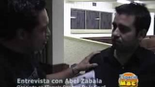 Espacio MAC - Entrevista a Abel Zavala
