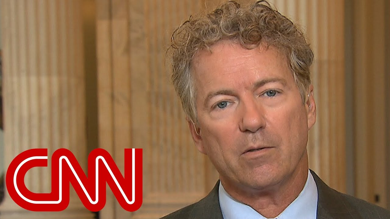 Rand Paul sides with Trump over US intel