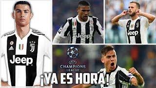 4 Razones porque la JUVENTUS debería ganar la Champions league 2018/19