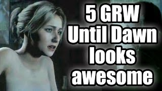 Five good reasons why - Until Dawn looks awesome
