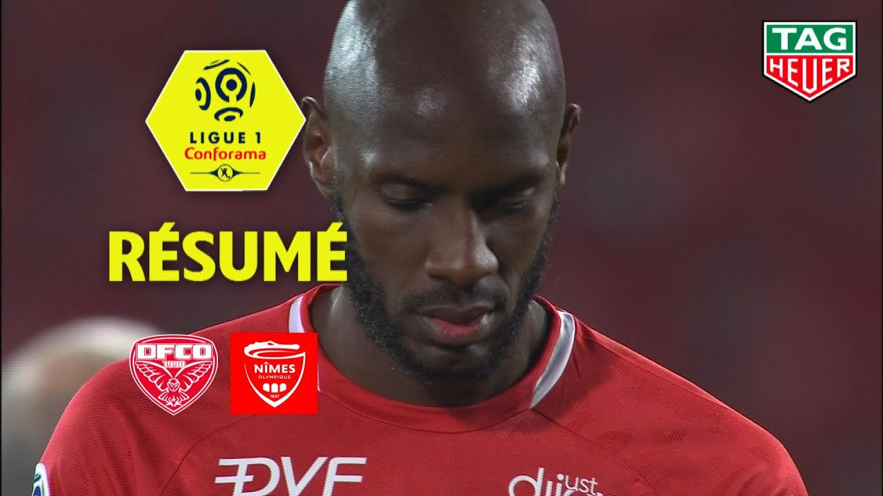 resume video dijon nimes