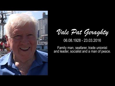 Vale Pat Geraghty