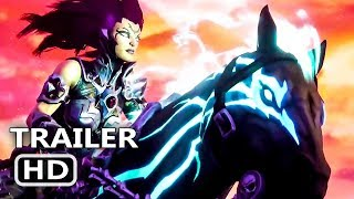 PS4 - Darksiders 3: Horse With No Name Trailer (2018)