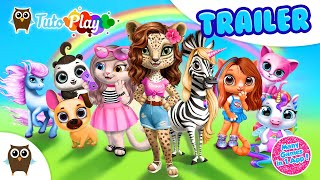 TutoPLAY - Tons of Games in 1 App! TutoTOONS Cartoons & Games for Kids