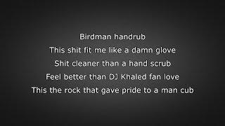 Chance The Rapper - Big Fish (ft. Gucci Mane) (Lyrics)