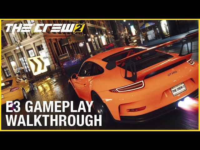 The Crew 2 News Rumors And Everything We Know