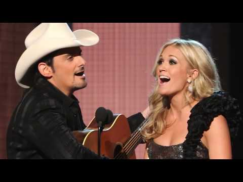 Carrie Underwood and Brad Paisley's Best CMA Awards Song Parodies