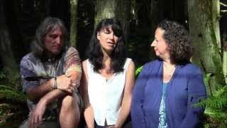 JILL CONWAY and MARK TREVIS - The Magical Rejuvenation of Co-Creating within the Forest