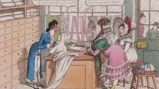 A Haberdashery Shop on London Bridge: Journal of a Georgian Gentleman - Mike Rendell thumbnail