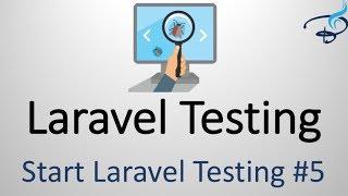 Start Laravel Testing | Feature Test | Code Testing #5