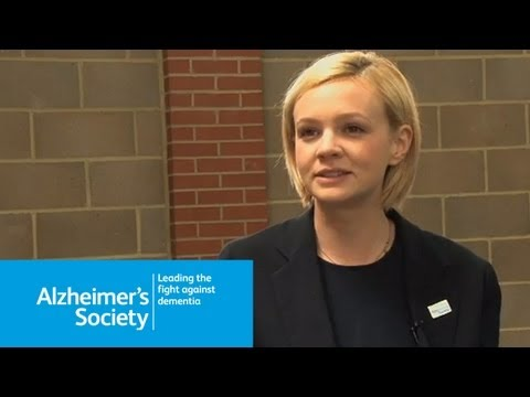 I am committed to helping Alzheimers Society in any way I