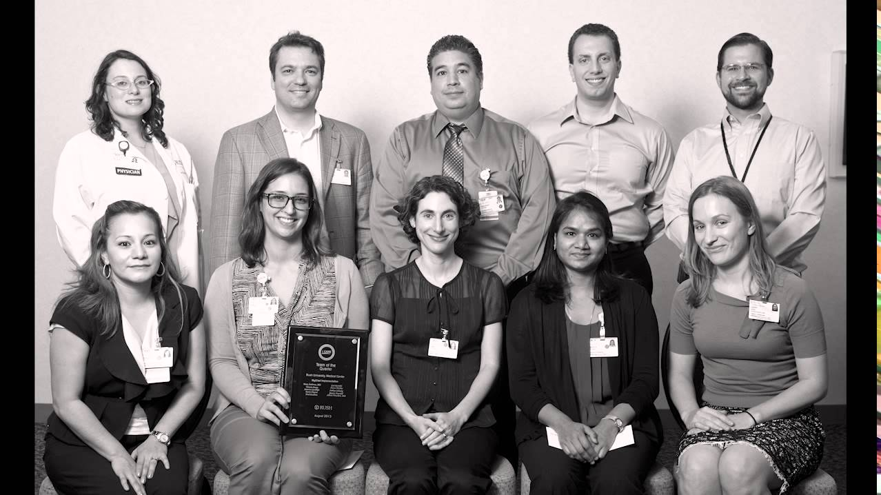 Rush University Medical Center Team Of Year Mychart