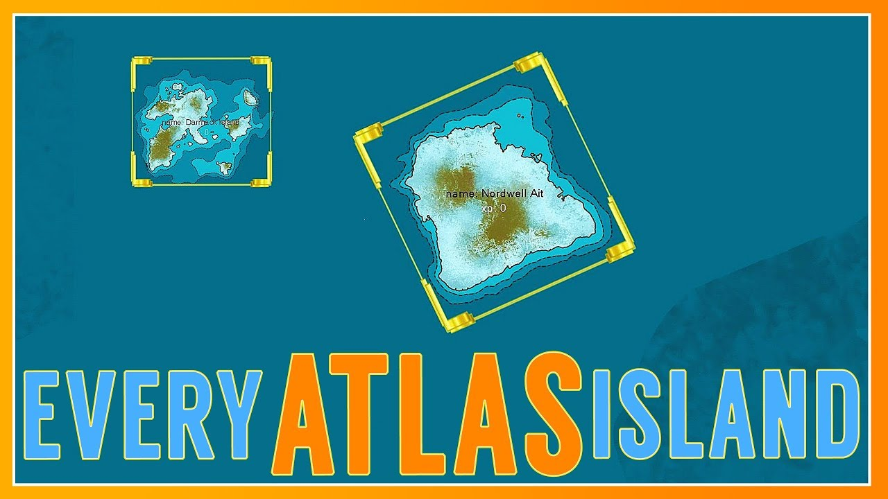 The Biggest Atlas Map Yet! Let's Zoom In + Check It Out! :: Every