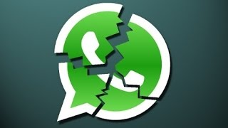 WhatsApp Update Problem Solution Lösung ENG and GER 08.2014