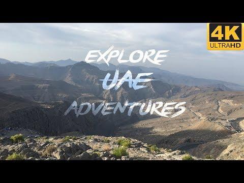 Dubai Adventures (4k)