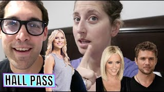 HUSBAND AND WIFE REVEAL THEIR CELEBRITY CRUSH AND HALL PASS || LIFE WITH JACKIE || FAMILY FRIENDLY