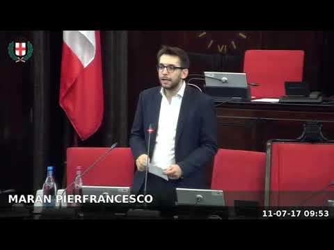 11.07.2017 - Comune di Milano Udienza pubblica sulla riqualificazione degli scali ferroviari