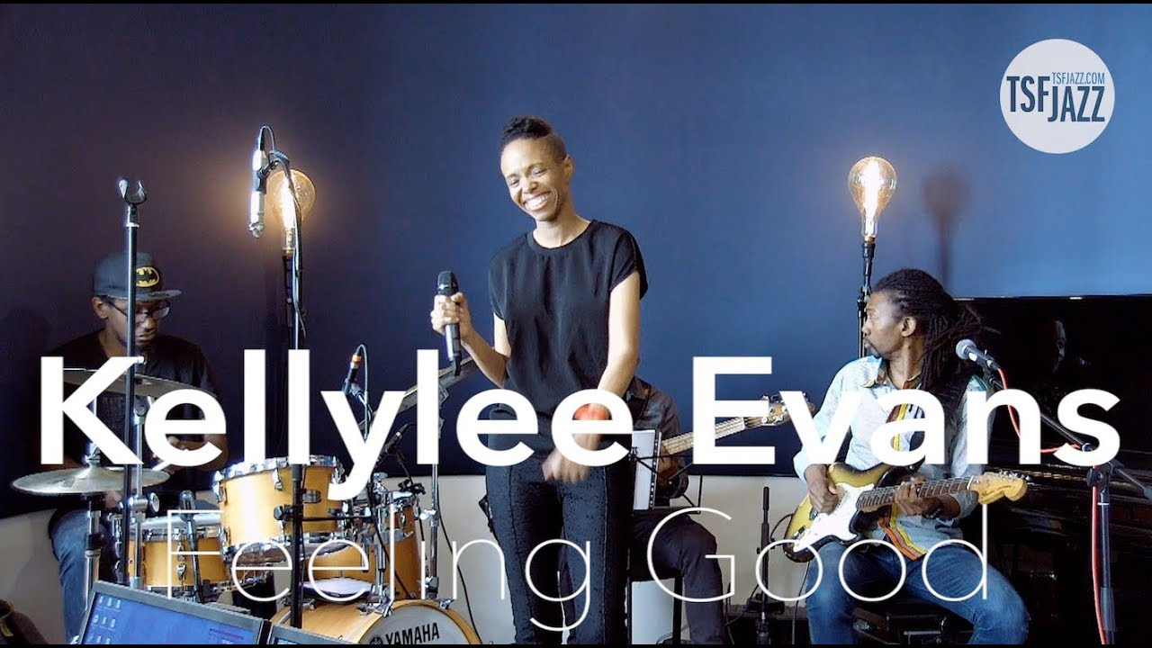 "Kellylee Evans ""Feeling Good"" sur TSFJAZZ !"