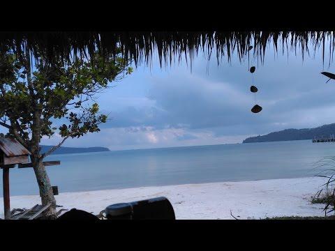HappywithTouris   កោះរ៉ុងសន្លឹម   Koh Rong Samloem at sihanoukville Cambodia part 2