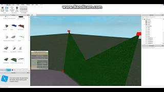 Roblox[TOTURIAL]:How to use the Triangle Node maker [BASIC][READ DESC]