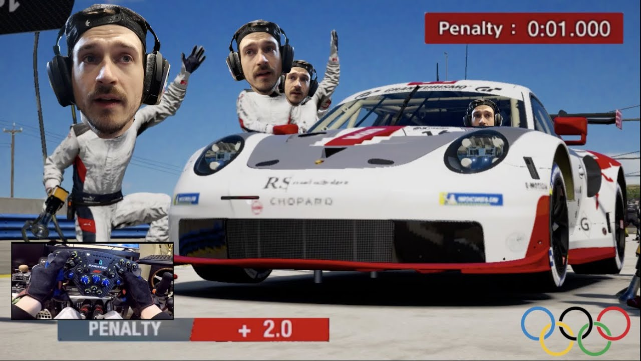 New Penalty System On GT Sport GOOD or BAD?? First Impressions!!