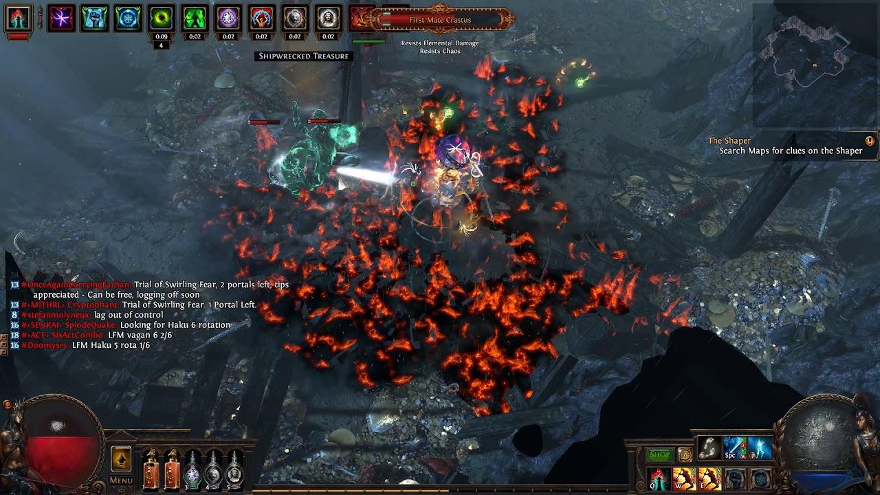 Marauder build - [Dead after 3 0] Facetanker Frost Blades Berserker