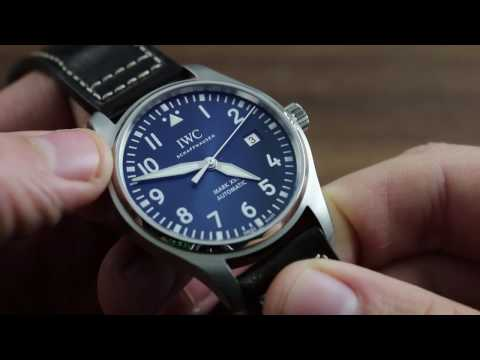 IWC Pilot's Watch Mark XVIII IW3270-04 Le Petit Prince Showcase Review