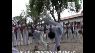 Seis Horas de Capoeira Bom Jesus Pi