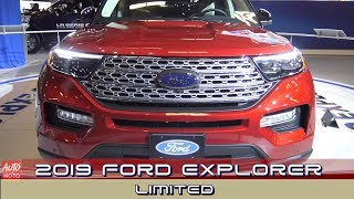 2020 Ford Explorer Limited - Exterior And Interior - 2019 Montreal Auto Show