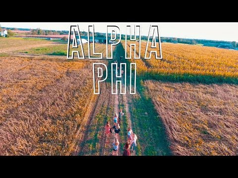 Miami University Alpha Phi 2017 Recruitment Video