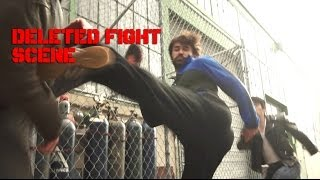 Fight Sequence from Rope A Dope you