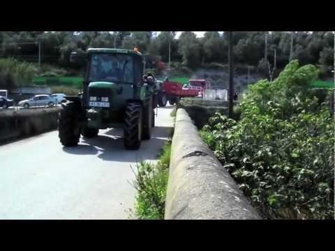 Cheias em Valada-Cartaxo (Abril de 2013) (HD)