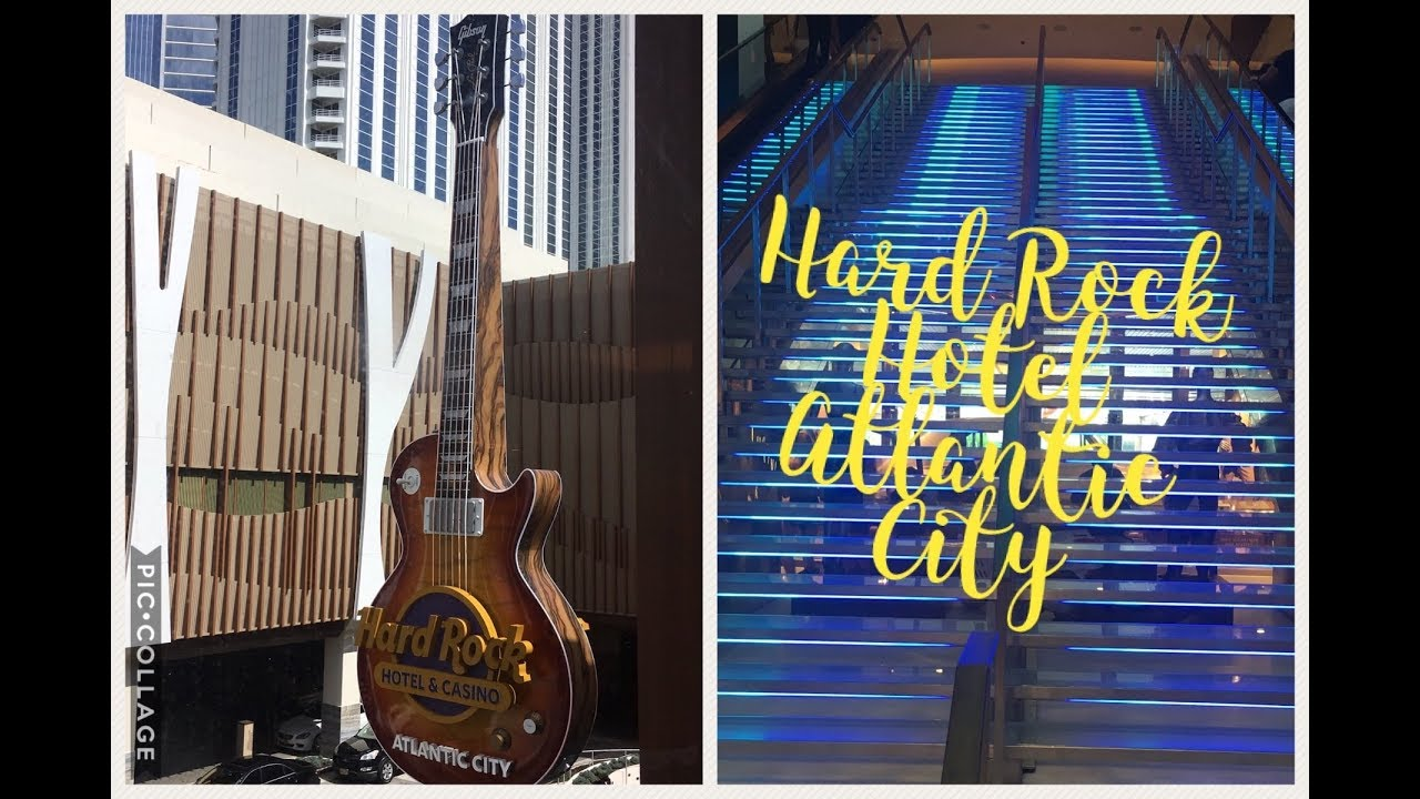 Hard Rock Hotel Casino Atlantic City Youtube
