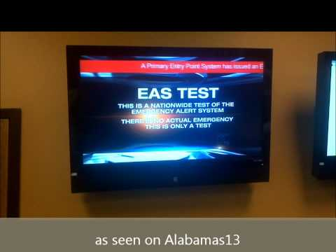 National EAS Test 11/09/2011