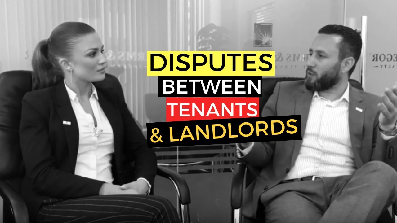 How to Settle Disputes Between Tenants and Landlords