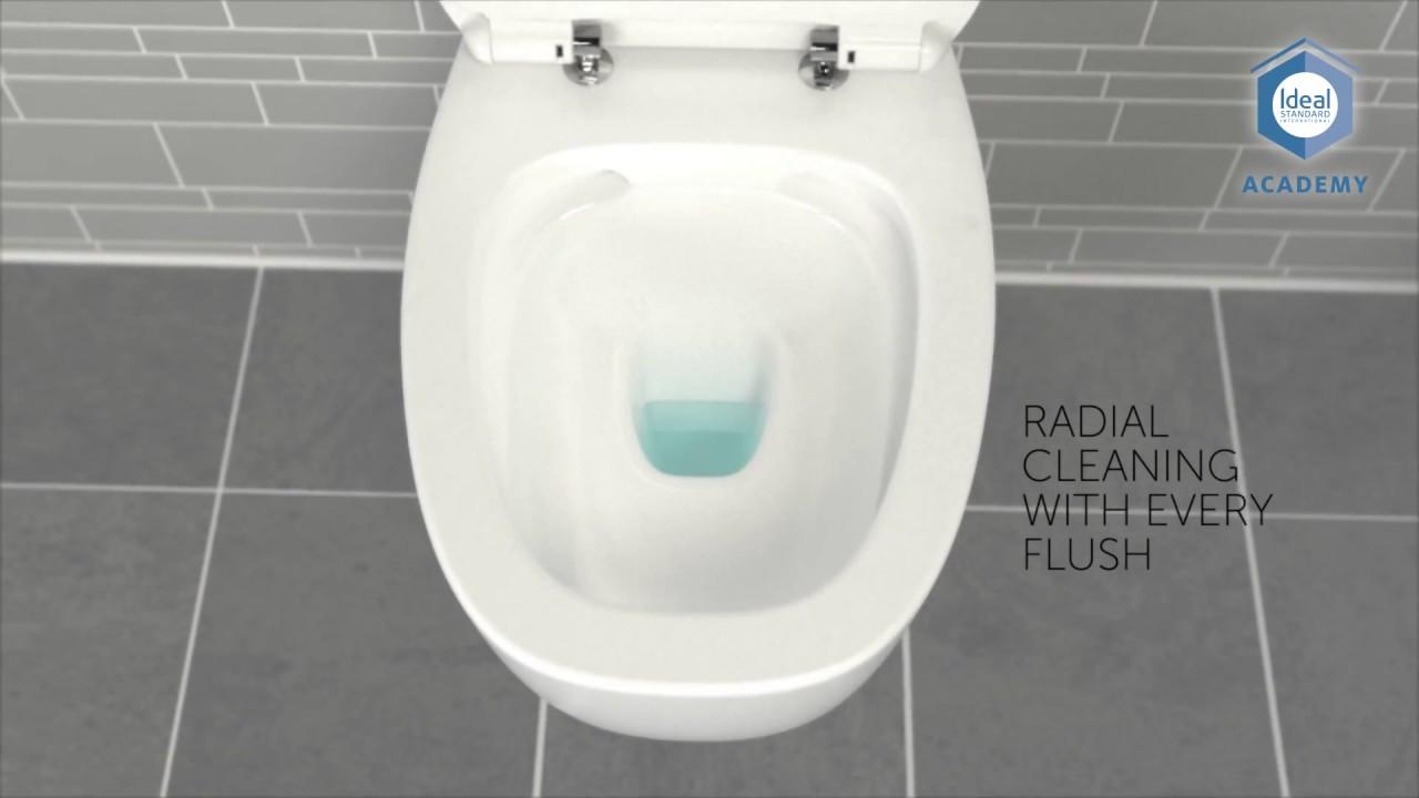 Wat Betekent Wc.Hoe Werkt Een Rimless Toilet Paul Roescher Badkamers