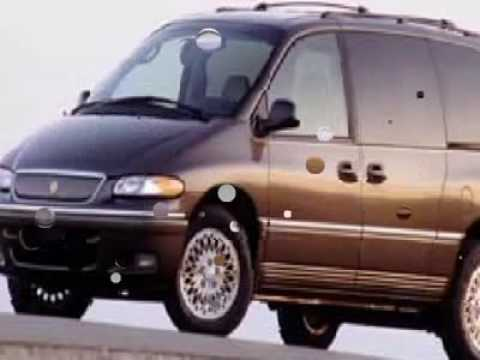 1997 chrysler town country youtube for West motor company logan utah