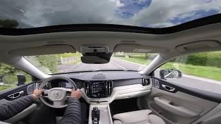 2017 Volvo XC60 (239hp) POV HD