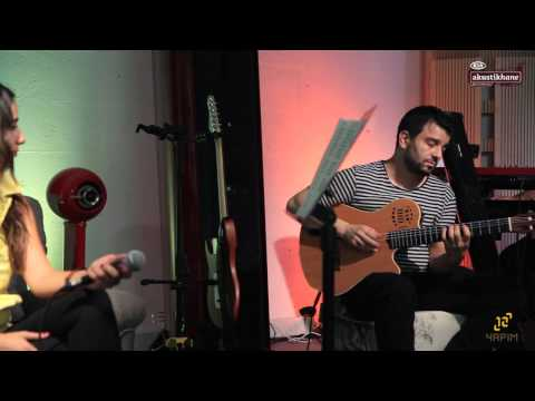 Öykü Gürman - Büklüm Büklüm [Sezen Aksu Cover] / #akustikhane #sesiniac