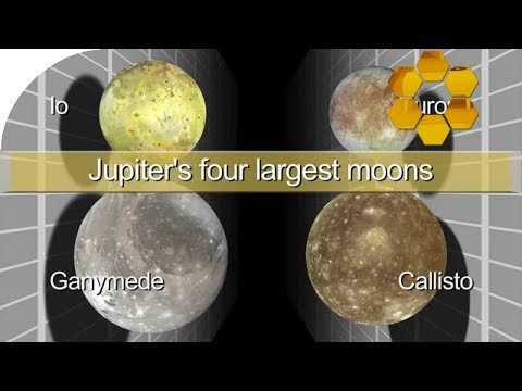 Combined NASA ESA Jupiter System Mission