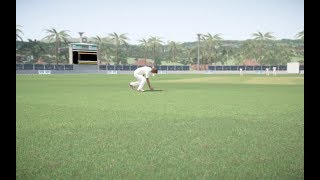 1st Test - India V West Indies Day 2 highlights | West Indies Tour Of India | DBC 17 Gameplay