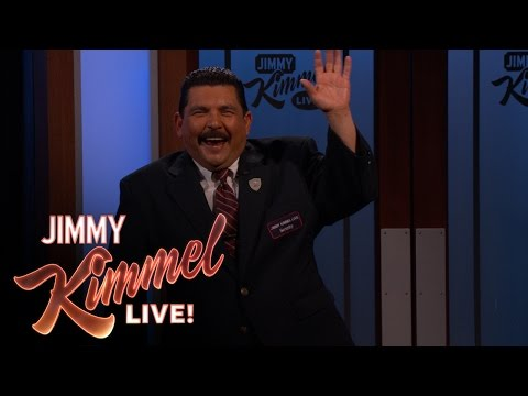 Thumbnail: Kimmel Staffers Share Guillermo Stories For His Birthday