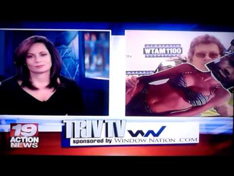 Cleveland Action 19 News Lebron Joke w/ Mike Trivisonno