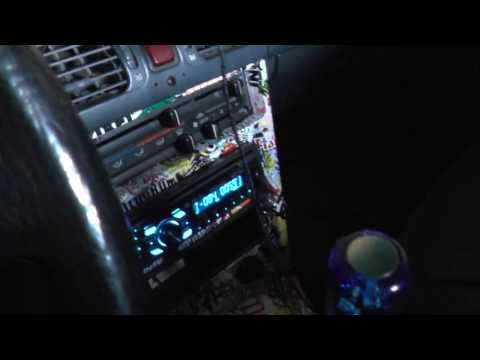 Mazda 323f BG + Kicker audio set (Kicker DS525, Kicker DS693, Kicker Comp10)