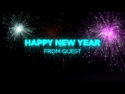 We Wish You a Happy New Year!
